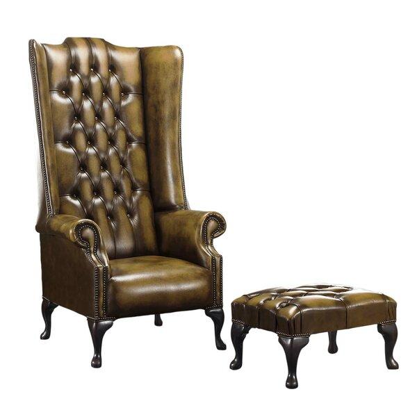 High Wing Back Chairs Wayfair Co Uk