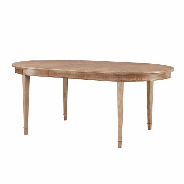Marie Extendable Dining Table by Madison Park Signature