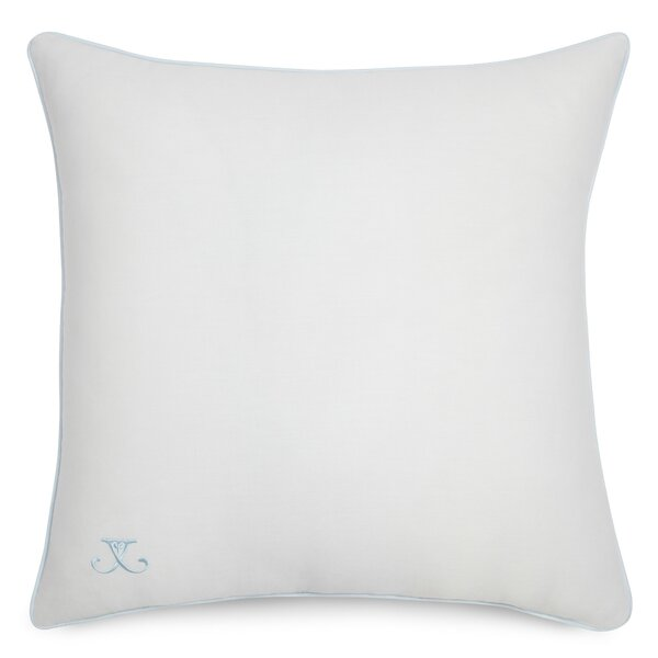 Sugarhouse Square Decorative Cotton Throw Pillow by Jill Rosenwald Home