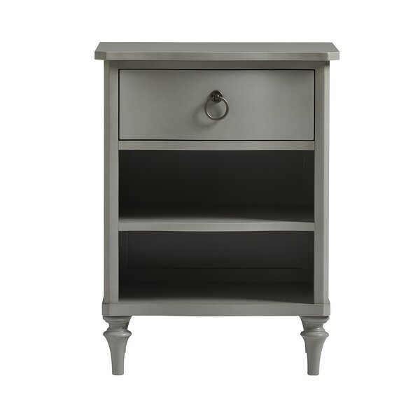Wisp 1 Drawer Nightstand by YoungHouseLove