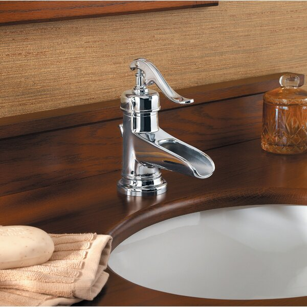 Ashfield Centerset Bathroom Faucet with Drain Assembly by Pfister