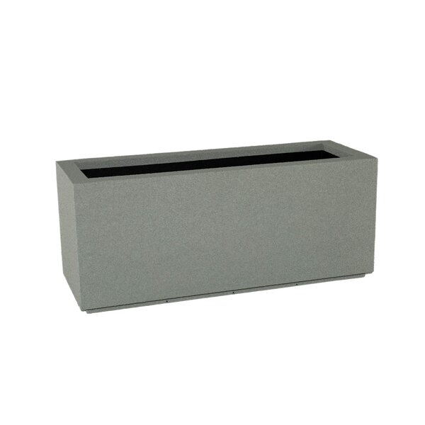 Smyrna Tall Polymer Box by Ivy Bronx
