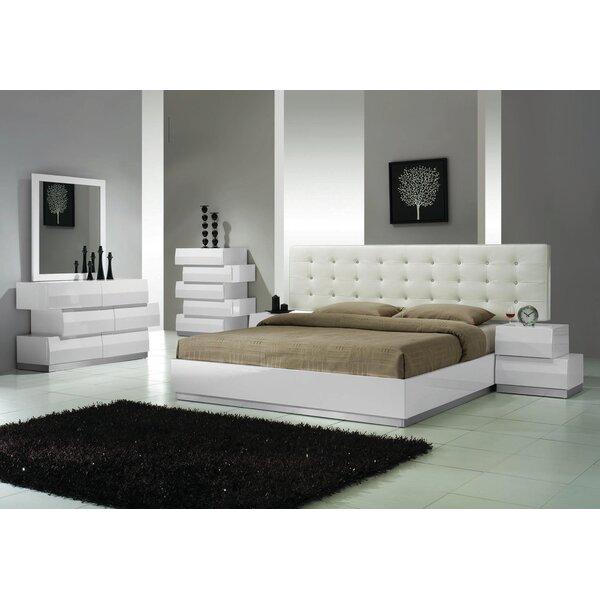 Mcgowen 5 Pieces Bedroom Set by Orren Ellis