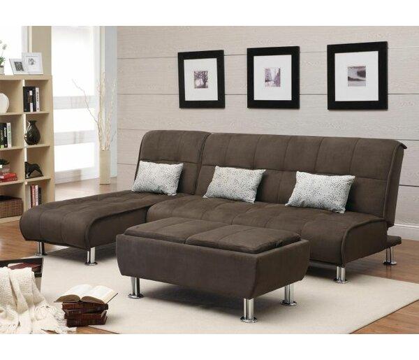 Lawrence Sleeper Hill Configurable Living Room Set by Latitude Run