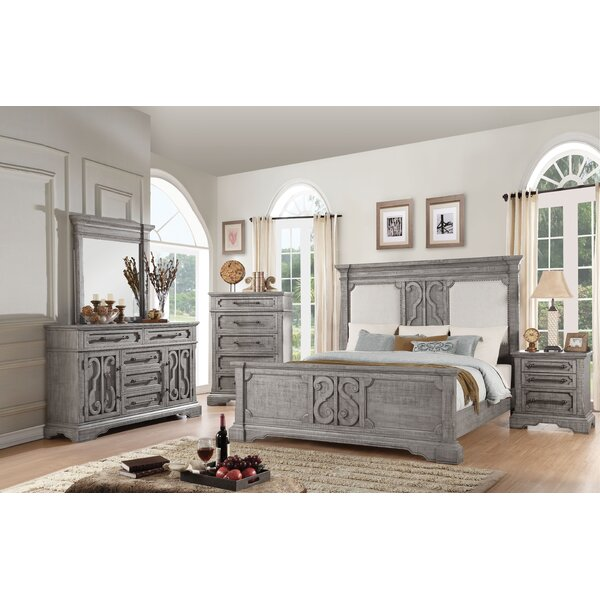Cantara Standard Configurable Bedroom Set by Canora Grey