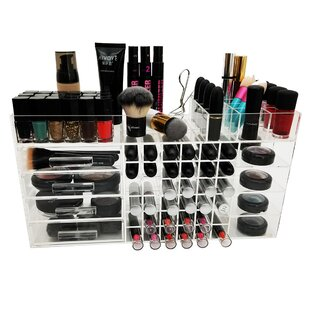 Samantha Deluxe Handmade Cosmetic/Makeup Organizer ByVandue Corporation