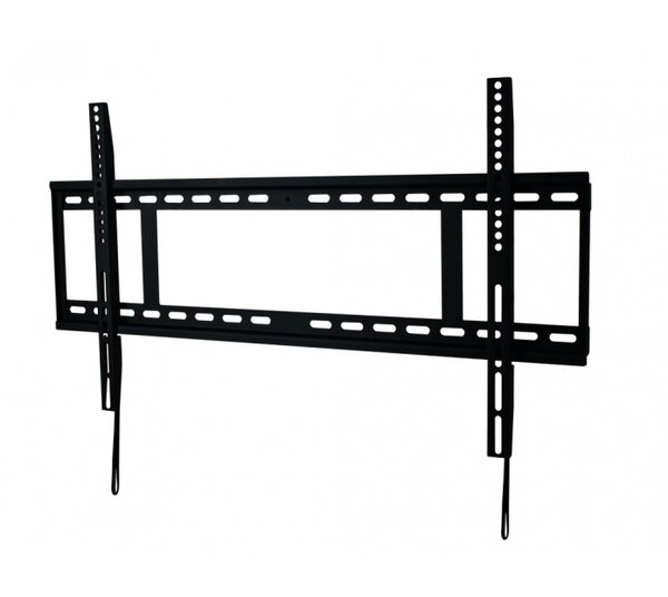 Low Profile Fixed Wall Mount for 32 - 65 Flat Panel Screens by Audio Solutions