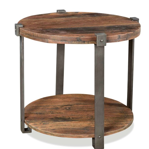 Charlisa Neelyville End Table By Williston Forge