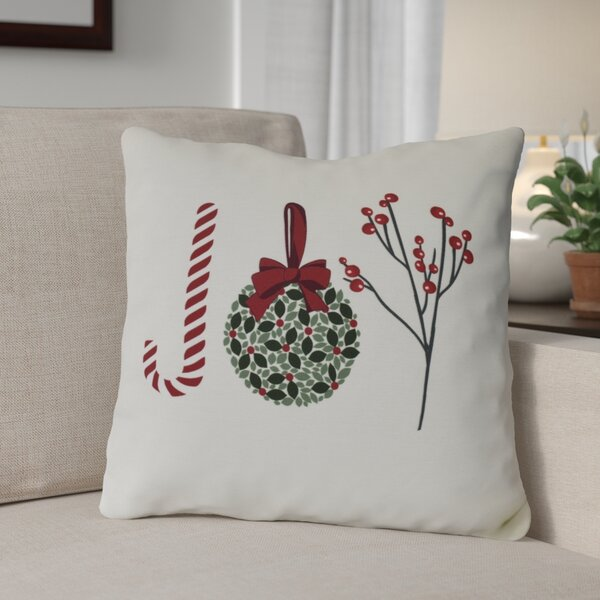 Oh Joy! Throw Pillow by The Holiday Aisle