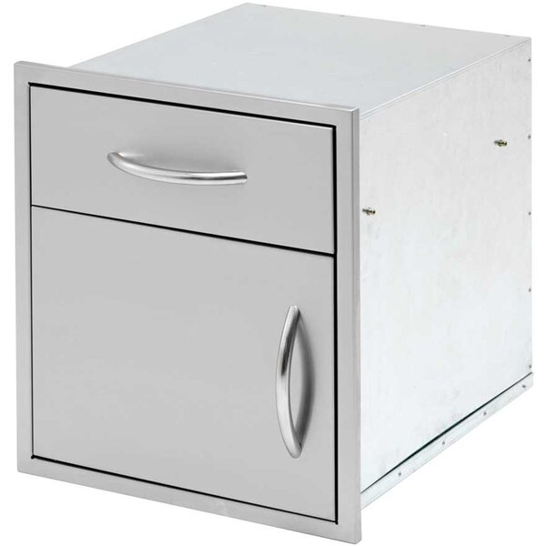 18 Door and Drawer Combo by Cal Flame