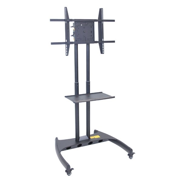 Floor Stand Mount for 32 - 60 Flat Panel Screens by Luxor
