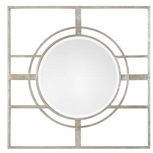 House of Hampton Benno Zenon Contemporary Accent Mirror