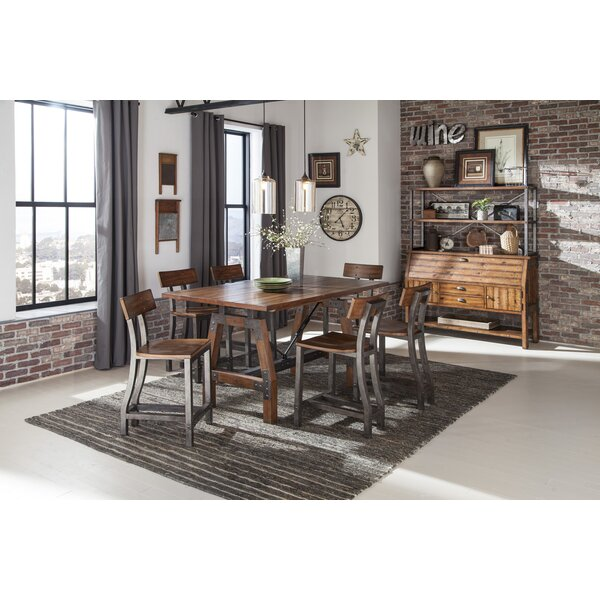 Hawkinge Counter Height Dining Table by Williston Forge