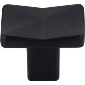 Mercer Quilted Rectangle Novelty Knob