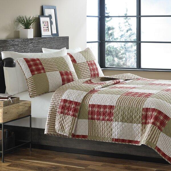 Camano Island Reversible Quilt Set by Eddie Bauer
