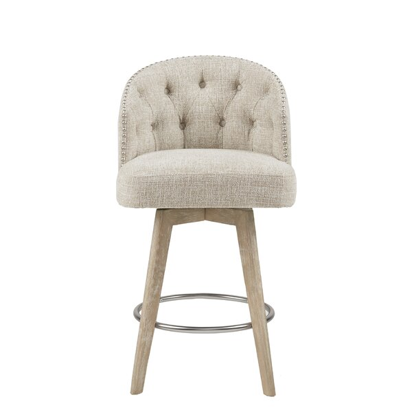 Wallick Counter 26.5 Bar Stool by Ophelia & Co.