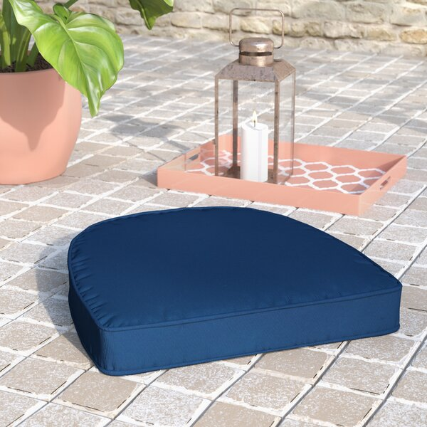 Lounge Indoor/Outdoor Chair Cushion by Highland Dunes