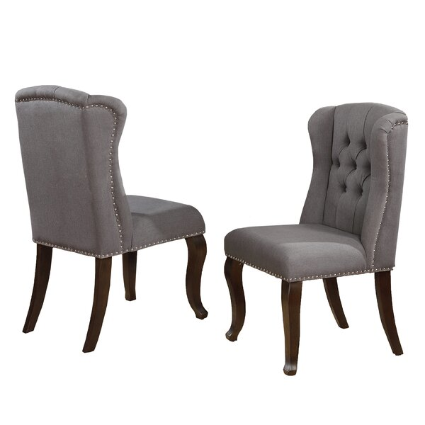 Artis Upholstered Dining Chair (Set of 2) by Darby Home Co