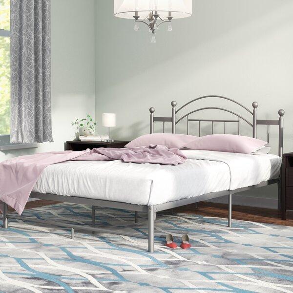 Bercut Platform Bed by Ebern Designs