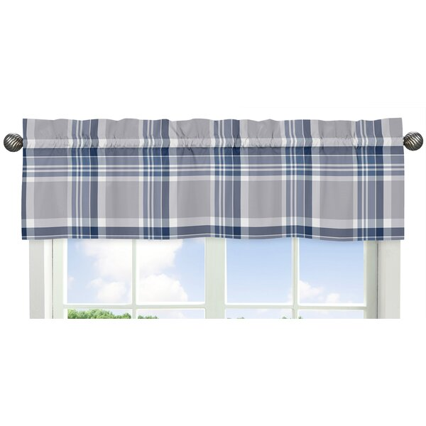 Plaid Window Valance by Sweet Jojo Designs