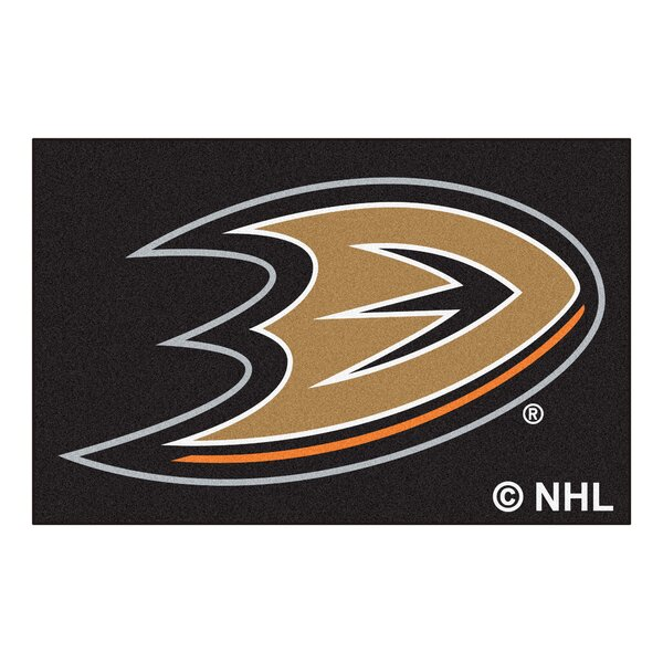 NHL - Anaheim Ducks Doormat by FANMATS