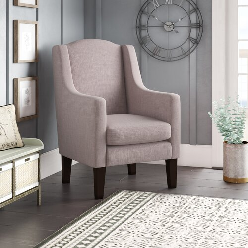 Faxon Armchair Ophelia and Co. Upholstery: Turin Duck Egg