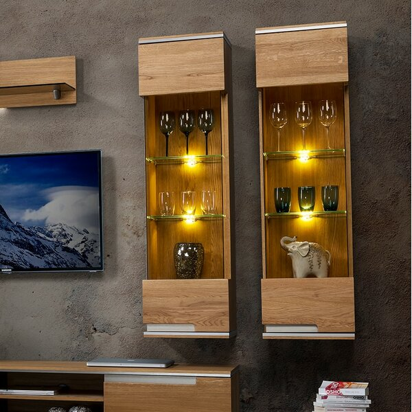 Dalzell Wall Mounted Display Stand by Brayden Studio