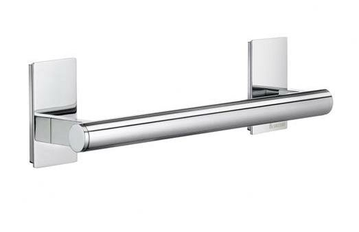 Pool Grab Bar in Polished Chrome by Smedbo