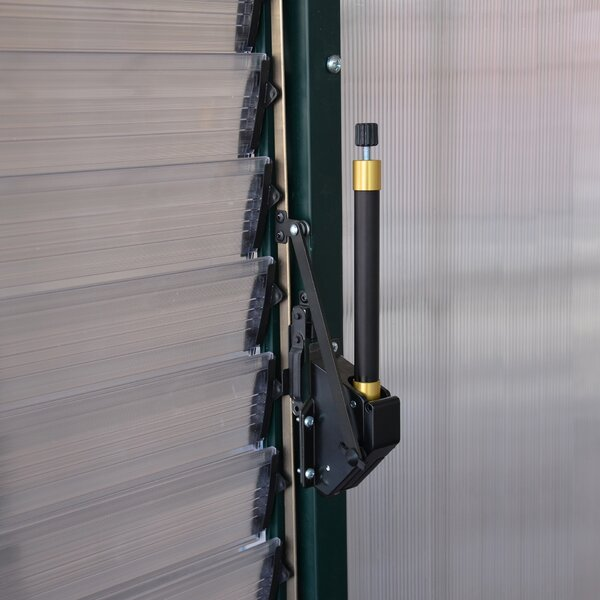 Automatic Louver Opener by Rion Greenhouses