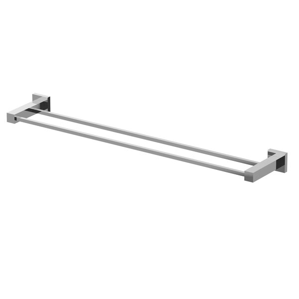 Toweller 25.5 Wall Mounted Towel Bar by Eviva