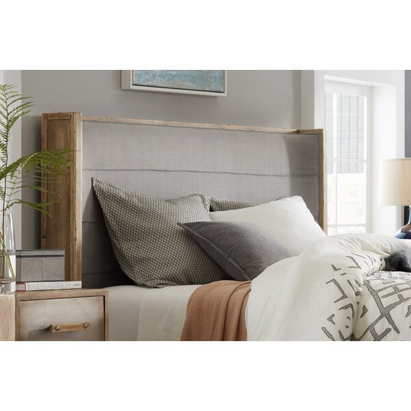 Urban Elevation Upholstered Wingback Headboard by Hooker Furniture