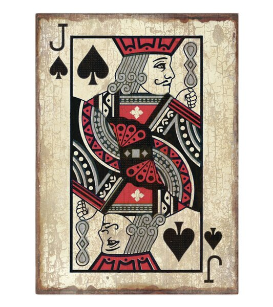 Jack of Spades Graphic Art by Cheungs