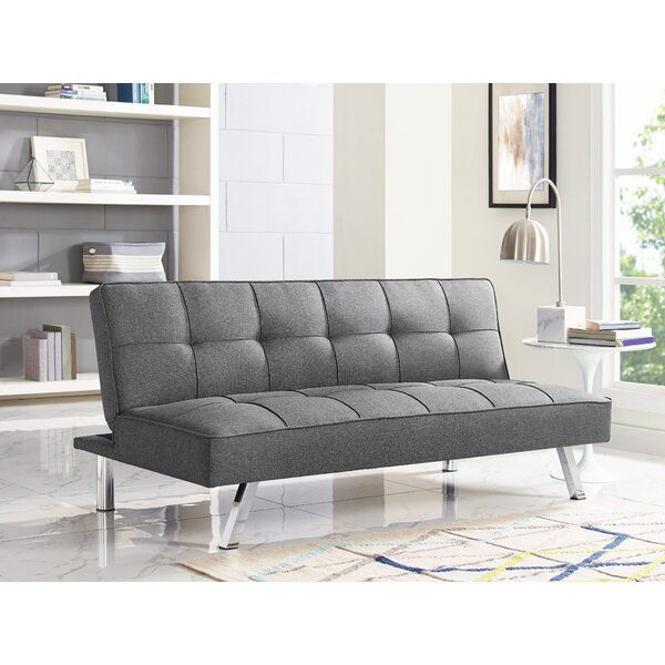 Mclain Convertible Sofa by Orren Ellis