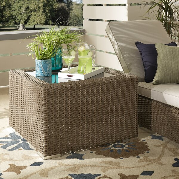 Crowley Side Table by Sol 72 Outdoor