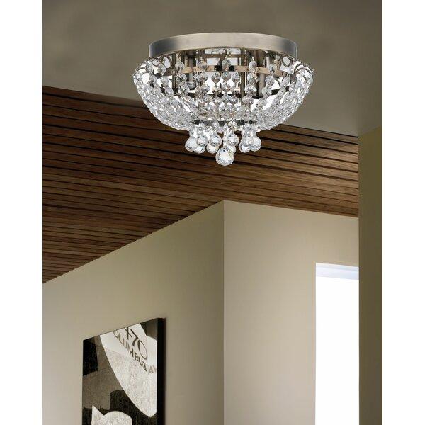 Crystal Ceiling Lights | Wayfair