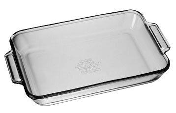Oven Basics 3 Qt. Baking Dish (Set of 3) by Anchor Hocking