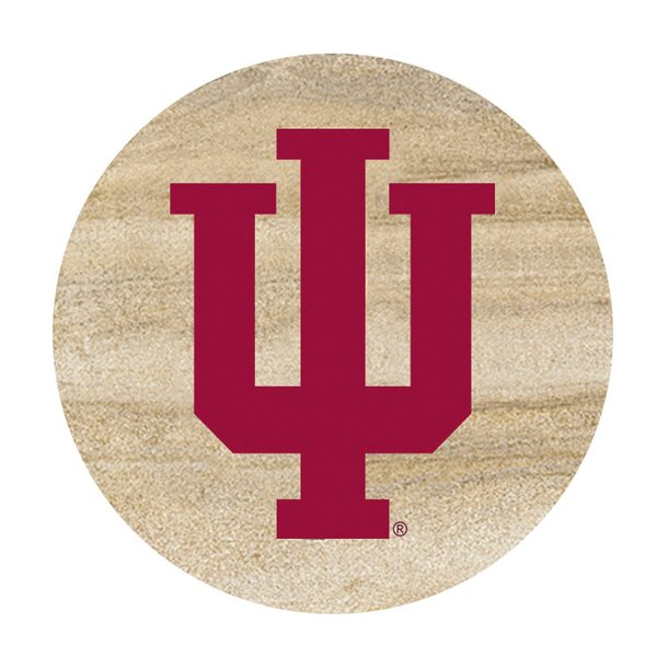 Indiana University Collegiate Coaster (Set of 4) by Thirstystone