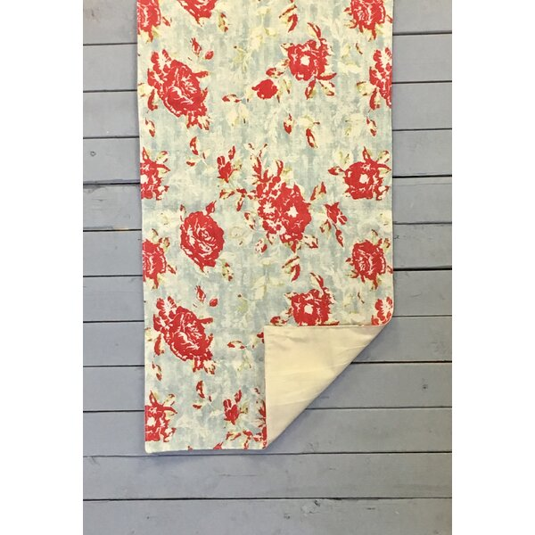 Bullock Reversible Table Runner by Ebern Designs