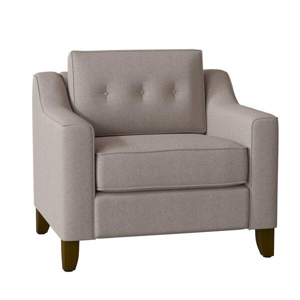 Logan Armchair By Wayfair Custom Upholstery™