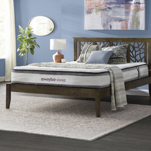 Wayfair Sleep 10.5 Inch Plush Hybrid Mattress By Wayfair Sleep™ by Wayfair Sleep™ Best Design