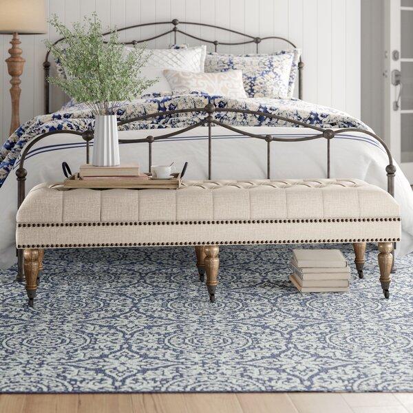 Walkerton Upholstered Bench By Birch Lane™ Heritage