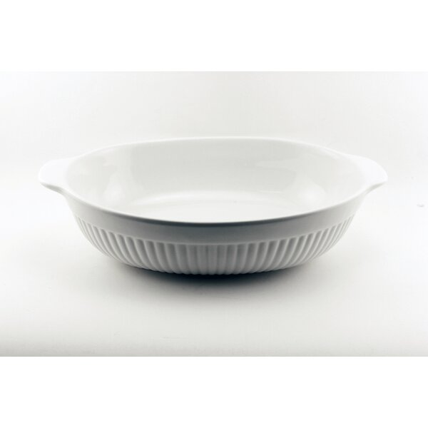 Bianco Oval Baking Dish by BergHOFF International