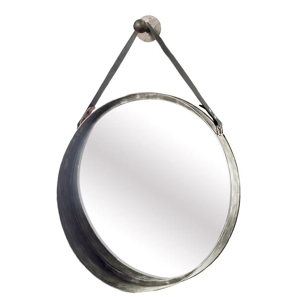 Plante Accent Mirror by Union Rustic