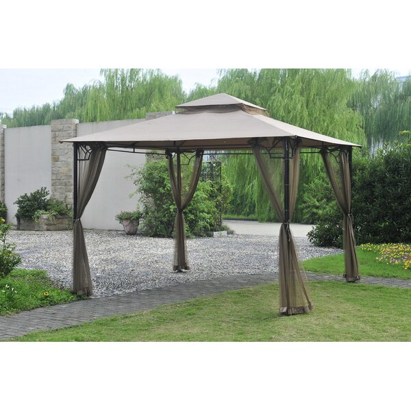 Replacement Canopy for Claremont Gazebo by Sunjoy