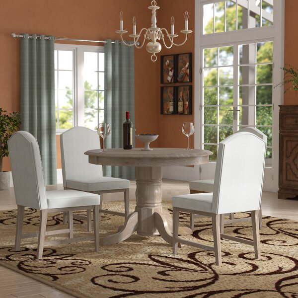 Barwick 5 Piece Dining Set by Charlton Home