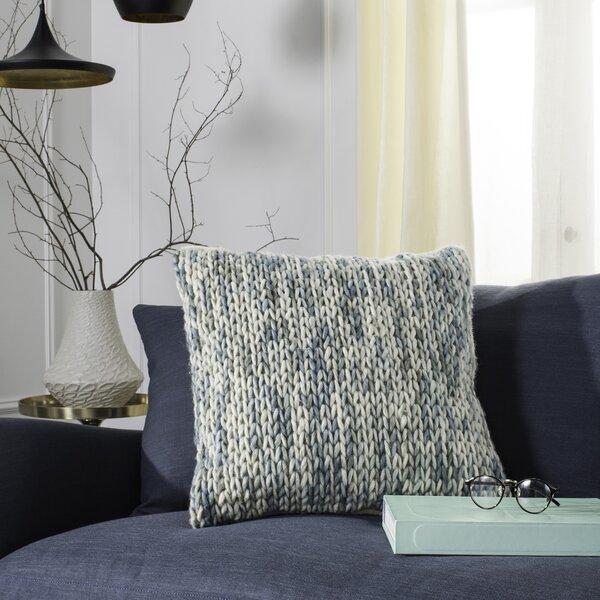 Aleah All Over Braid Throw Pillow by Laurel Foundry Modern Farmhouse