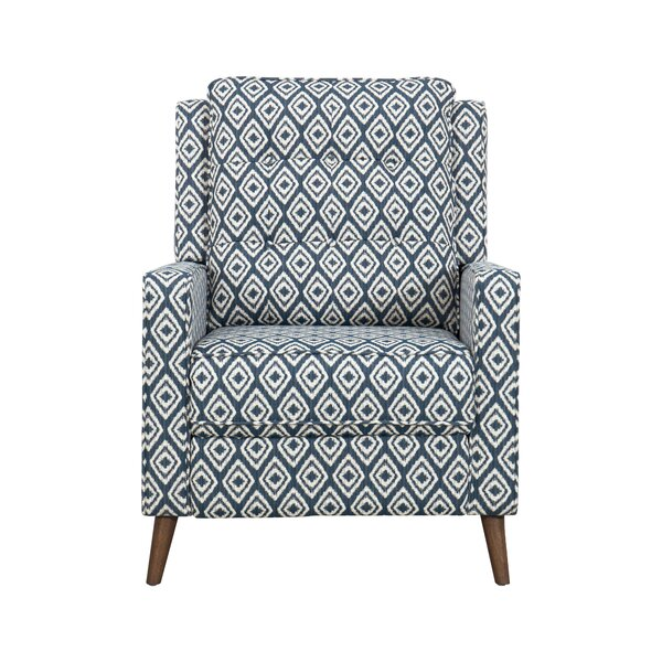 Angelo Manual Recliner by Bungalow Rose