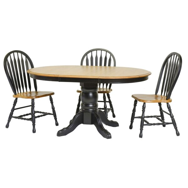 Tory 4 Piece Dining Set by Chelsea Home