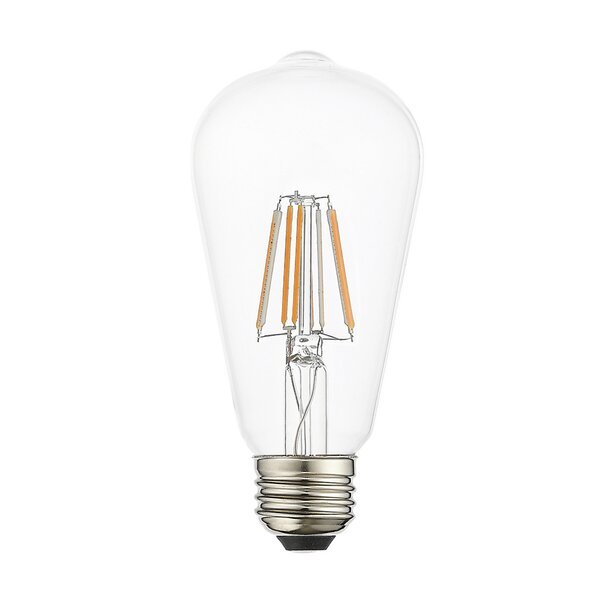8W Equivalent E26 LED Specialty Edison Light Bulb (Set of 10) by Livex Lighting