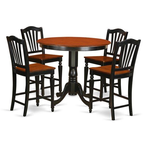 Sobieski Dining Set By Charlton Home